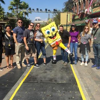GoodRx - The GoodRx team takes on Universal Studios