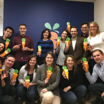 Carrot Insights - Team Carrot wishing you an amazing #LongWeekend surrounded by friends & family!