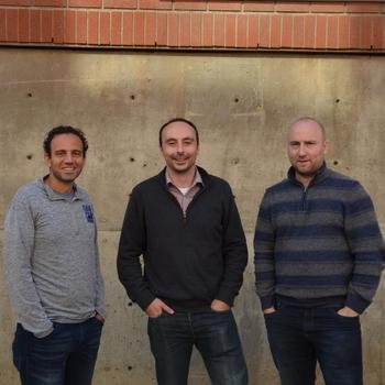 GfyCat - Our founders, Richard Rabbat, Dan McEleney, and Jeff Harris