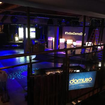 Domuso - Getting ready for Yodlee Demo Day
