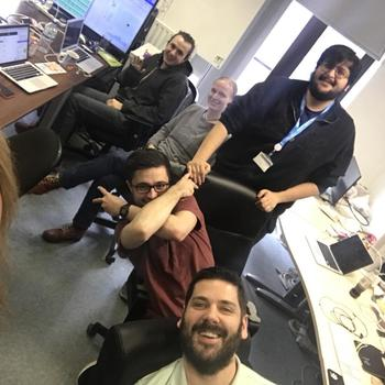 Zzish - Normal day in the office