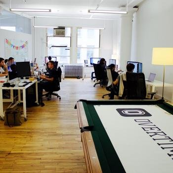 Overtime - Cool team, cool office