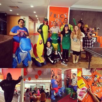 Vibes - 2016 Halloween Fun!