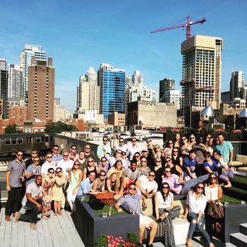 Vibes - Rooftop Celebration!