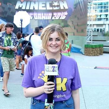 Code Kingdoms - As a team we went to LA for Minecon 2016.