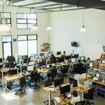 Alto - We work in SF's historic Dogpatch District
