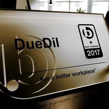DueDil - Best Companies 2017