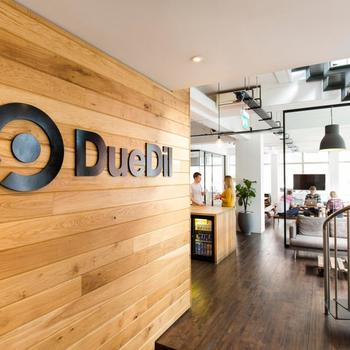 DueDil - Welcome to the office
