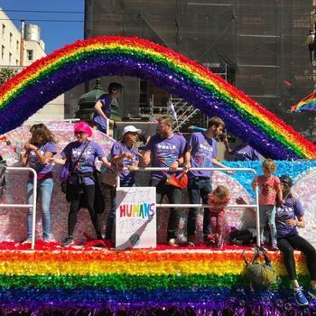 Weebly - Weebly celebrates Pride!