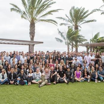 Weebly - Weebly's annual company trip was to San Diego this year!