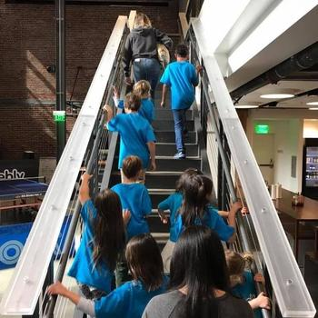 Weebly - Bring your child to work day!