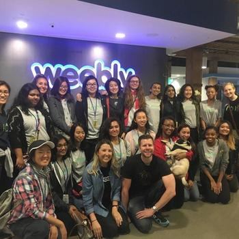 Weebly - Girls Who Code at Weebly