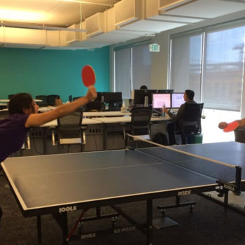 Fitbit - Ping Pong!