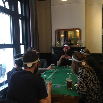 Adaptive Lab (Idean Europe) - We play poker in caps