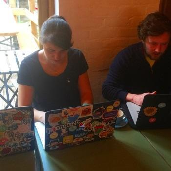 Honeycomb TV - Wherever we are working from