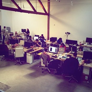 StyleSeat - First few days in our new, bigger office!