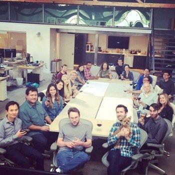 StyleSeat - Team meeting