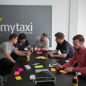 mytaxi - Company Photo