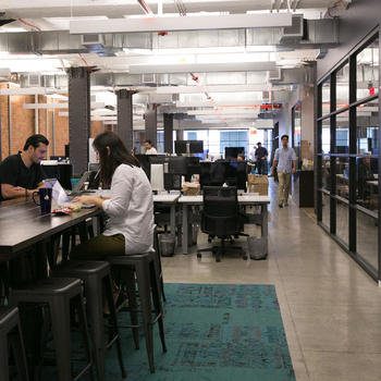 VTS - Newly renovated office close to Bryant Park