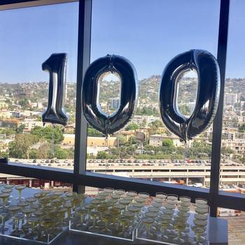 Grindr - Celebrating 100 employees
