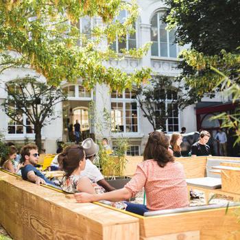 Happydemics - L'espace de coworking où est Happydemics, en plein coeur de Paris.
