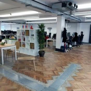 FUNDAPPS LTD - Our shiny office