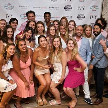 IVY - IVY NYC celebrating at the Summer Soiree