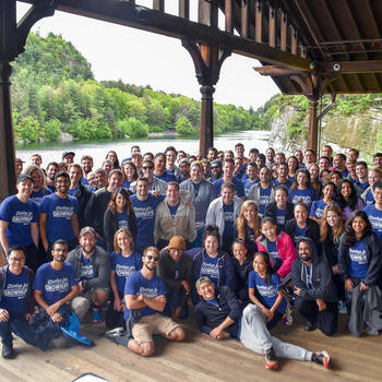 CB Insights - CB Insights Offsite at Mohonk Mountain House - May 2017