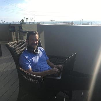 GoodRx - Sr. Product Manager enjoying the view at the Tech Offsite