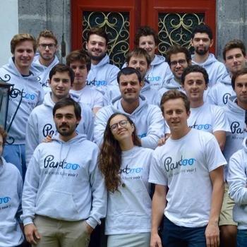 Partoo - The Partoo team on summer seminar