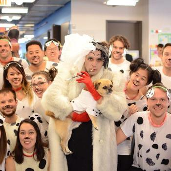 Nulogy Corporation - We take Halloween very seriously