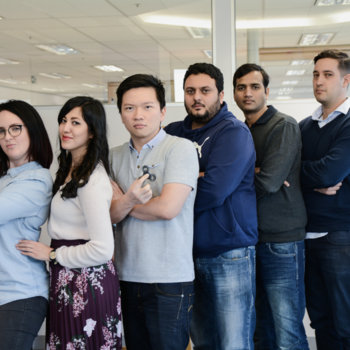 Equiem - We are a very serious bunch