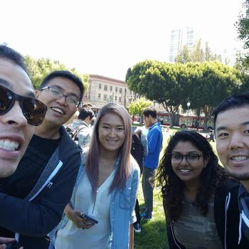 Affirm, Inc. - Company-wide scavenger hunt around San Francisco