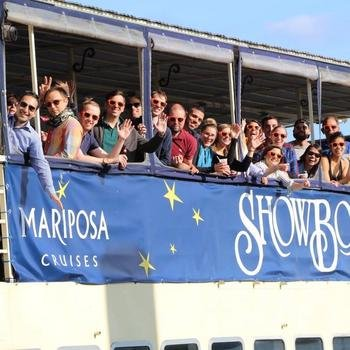EventMobi - We kicked off the end of the summer with an amazing boat cruise