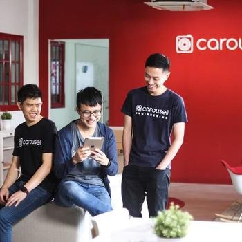 Carousell - Meet our Co-founders: Siurui, Marcus and Lucas