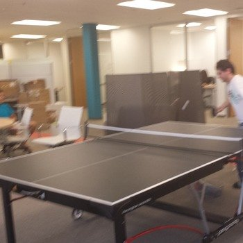 MobilityWare - Ping Pong Table & Tournaments