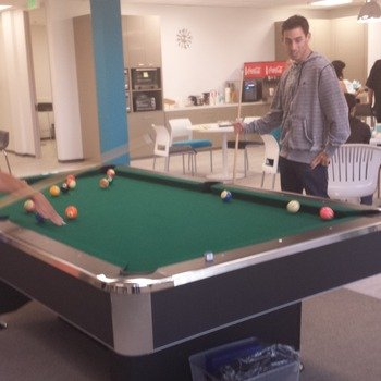 MobilityWare - Pool Table