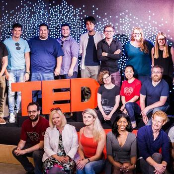 iHeartRadio - Public Speaking Club presentations at TED Talks