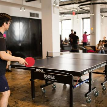 iHeartRadio - Our Quarterly Ping Pong Tournaments!