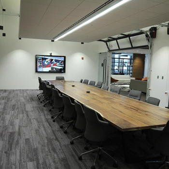Activecampaign, LLC - The Deathstar, our main conference room