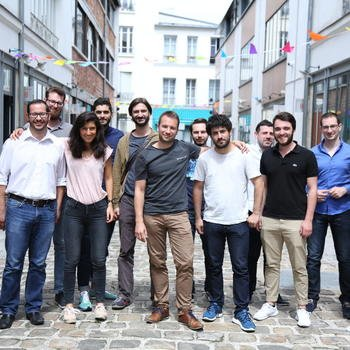 FoodMeUp - our team