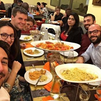 Moneyfarm - Pasta brings us together