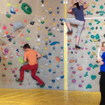 TourRadar - Rockclimbing with the team!