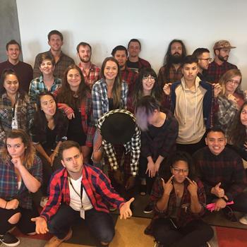TouchOfModern - Spirit Week - Flannel Day!