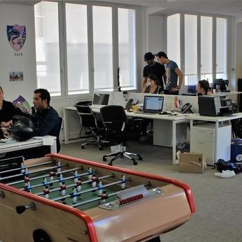 Eleven Labs - Les astronautes sont toujours les bienvenus au HQ :)