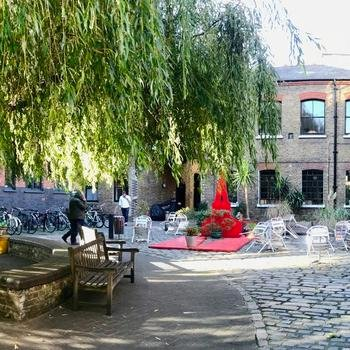 QuanTemplate - Tranquil location in the heart of vibrant Shoreditch