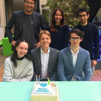 Digital Fineprint - Celebrating our 1st birthday!
