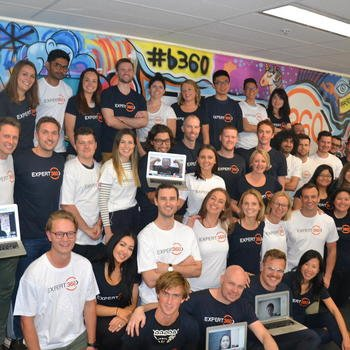 Expert360 - That's us - the Expert360 family