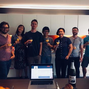 Expert360 - Release Day! We like to celebrate wins.