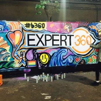 Expert360 - We love being creative.